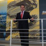 Jorge Garcia Orejana, Director General de CNH Construction Equipment para España y Portugal