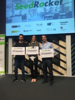 Rated Power, Sofia Square y Sigue tu Liga, ganadores del XVIII Campus de Emprendedores de SeedRocket