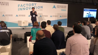 Vixion Connected Factory presenta sus soluciones de fabricación inteligente en la feria Advances Factories