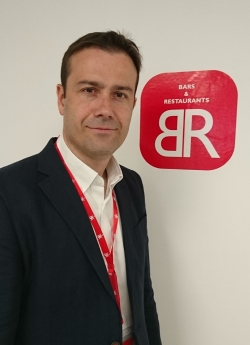 José Miguel Cañizares, director financiero de BR Bars and Restaurants