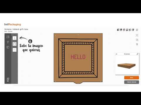 SelfPackaging apuesta por la customización 3D y el user friendly