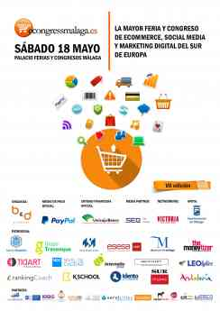 Málaga se prepara para recibir el mayor ecommerce, social media y marketing digital del sur de Europa