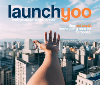 Launchyoo, la red social alternativa, lanza su campaña de crowdfunding