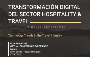 Transformación digital & innovaciones IT en el sector hospitality, travel & leisure